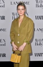Sarah Jones At Vanity Fair and Lancome Women in Hollywood Celebration in West Hollywood