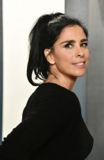 Sarah Silverman At 2020 Vanity Fair Oscar Party in Beverly Hills