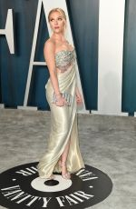 Scarlett Johansson At Vanity Fair Oscar Party, L.A.