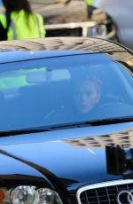 Scarlett Johansson Seen filming some reshoot scenes for her solo Marvel movie