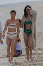 Selena Gomez Seen on the beach in Honolulu