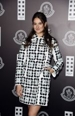 Shailene Woodley At Moncler fashion show in Milan, Italy