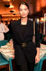 Shanina Shaik At Natalia Vodianova x Maxx Resorts party, Scott