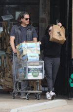 Shannen Doherty Out and about in Malibu