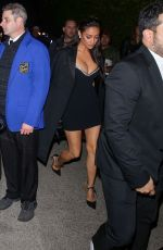 Shay Mitchell Arriving at the WME Pre-Oscars Party in Hollywood