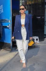 Shay Mitchell Out in NYC
