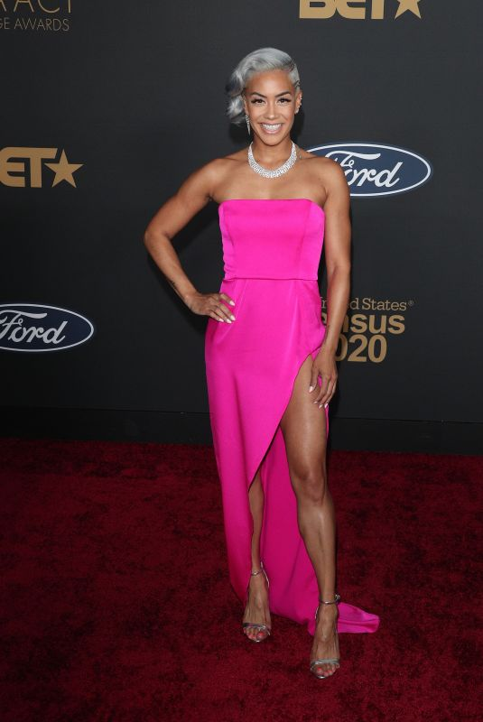 Sibley Scoles At 51st NAACP Image Awards - Arrivals