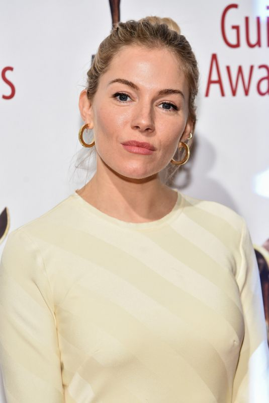 Sienna Miller At 72nd Writers Guild Awards at Edison Ballroom in New York City