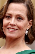 Sigourney Weaver At 92nd Annual Academy Awards in Hollywood