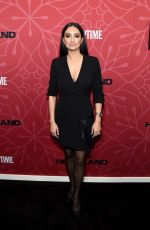 "Sitara Attaie At ""Homeland"" Season 8 Premiere in NYC"