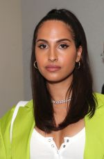 Snoh Aalegra At Byredo Store Opening, Inside, Los Angeles