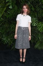 Sofia Coppola At Charles Finch and Chanel Pre-Oscars Dinner, Arrivals, Polo Lounge, Los Angeles