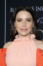 Sophia Bush Attends the 2020 Black AIDS Institute