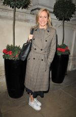 Sophie Raworth At The Radio Times Covers Party, London