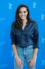Souheila Yacoub Attending the The Salt of Tears Photocall as part of the 70th Berlinale