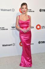 Sydney Sweeney At Elton John AIDS Foundation Oscar Viewing Party in West Hollywood