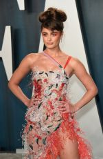 Taylor Hill Attending the Vanity Fair Oscar after party in Los Angeles