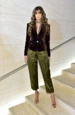 Taylor Marie Hill At Tom Ford Show in Los Angeles