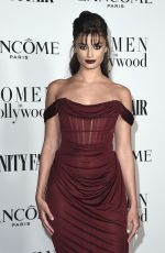 Taylor Marie Hill At Vanity Fair and Lancome Women in Hollywood Celebration in West Hollywood