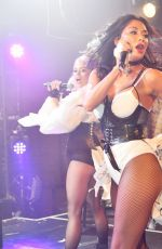 The Pussycat Dolls Performing at Their Reunion World Tour at G-A-Y in London