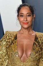 Tracee Ellis Ross At Vanity Fair Oscar Party, Arrivals, Los Angeles