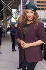 Tyra Banks Out and about in New York City