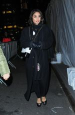 Vanessa Hudgens Arrives at the Westside Story Broadway opening in New York