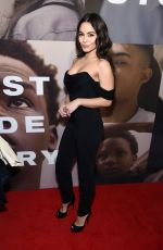 Vanessa Hudgens At West Side Story Opening Night on Broadway
