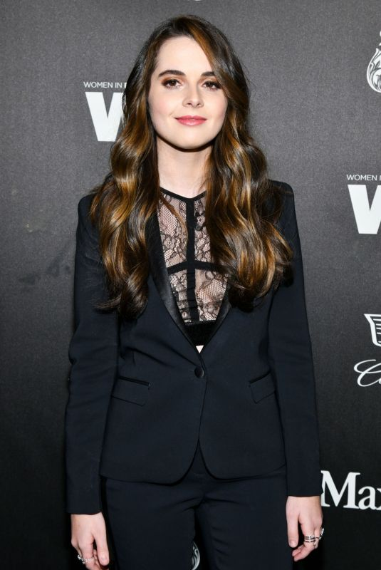 Vanessa Marano At 13th Annual Women In Film Female Oscar Nominees Party at Sunset Room Hollywood