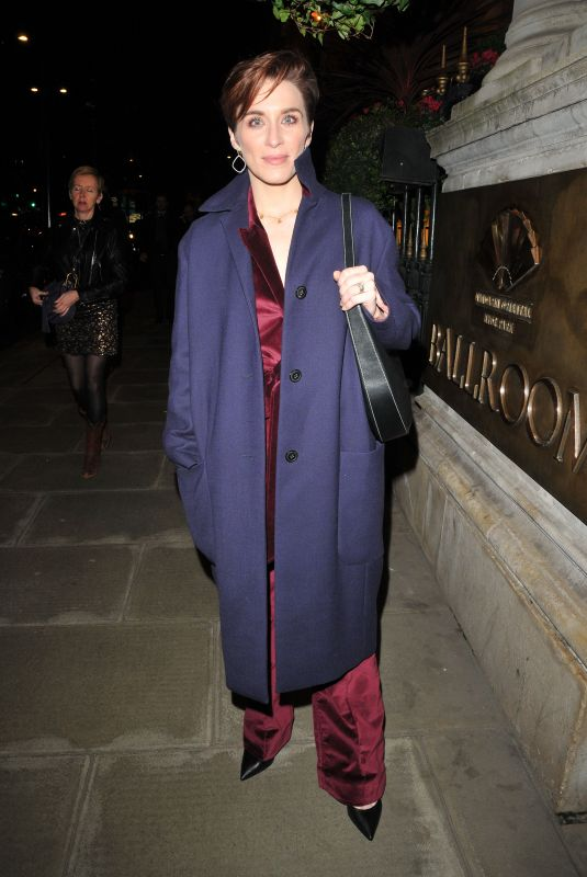 Vicky McClure At The Radio Times Covers Party, London