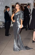 Victoria Justice Arrives at the amfAR Gala in New York