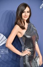Victoria Justice At 22nd annual amfAR Gala Benefit For AIDS Research in NYC
