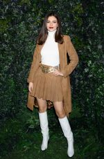 Victoria Justice At Alice & Olivia Fashion Show in NYC