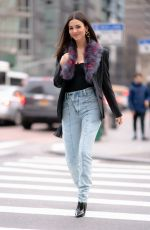 Victoria Justice & Madison Reed Out in NYC