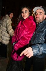 Victoria Justice Makes time for fans as she leaves the amfar Gala in New York City