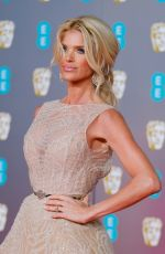 Victoria Silvstedt At 2020 EE British Academy Film Awards at Royal Albert Hall, London