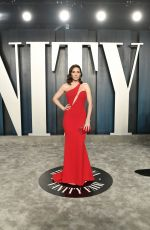 Whitney Cummings At 2020 Vanity Fair Oscar Party in Beverly Hills