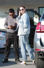 Whitney Port Out and about in LA