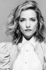Willa Fitzgerald - Photoshoot for SBJCT Journal, February 2020