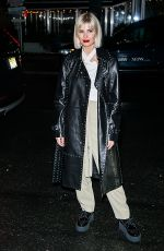 Xenia Adonts At Helmut Lang Presentation and Libertine Fashion Show during New York Fashion Week