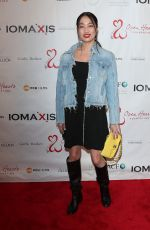 Yi Zhou At Open Hearts Foundation 10th Anniversary, Arrivals, Los Angeles