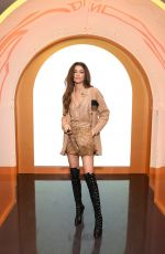 Zendaya Coleman At The Launch of Solar Dream hosted by Fendi in NYC