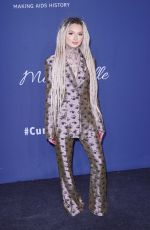 Zhavia Ward At 22nd annual amfAR Gala Benefit for AIDS Research at Cipriani Wall Street in New York City