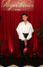 Zoe Chao At Roger Vivier Dinner to Celebrate the release of