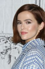 Zoey Deutch At Build Series in NYC