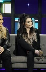 Alexa Bliss, Paige & Natalya Neidhart At A Little Late with Lilly Singh