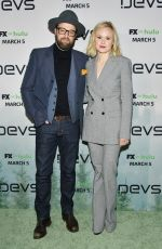 Alison Pill At premiere of FX
