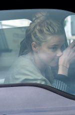 Amber Heard Grocery shopping in Los Feliz