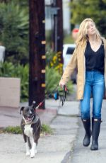 Amber Heard Out in Los Angeles in Bianca Butti