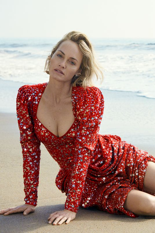 Amber Valletta - C California Style Magazine March 2020